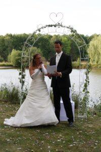 anniversaire de mariage Coralie et Aurélien