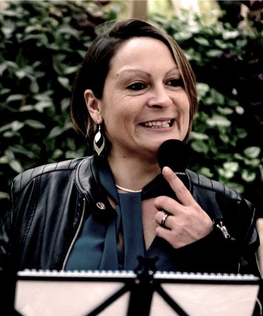 Marlène Berthelot directrice agence événementielle