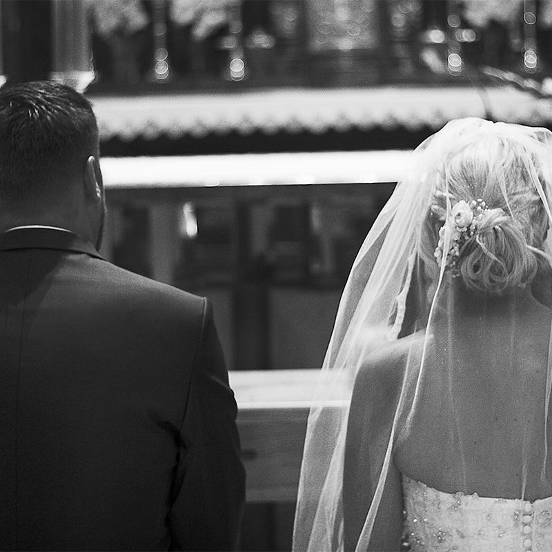 wedding planner mariage église