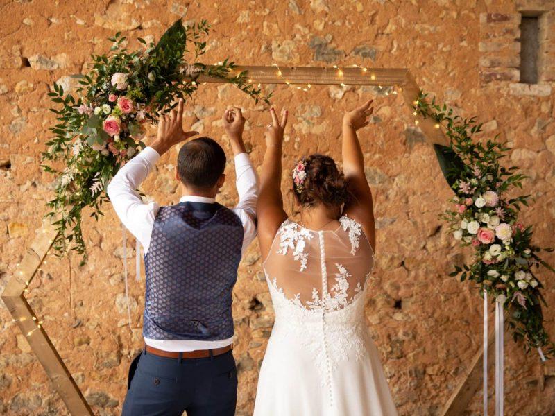 Mariage guinguette chic 15