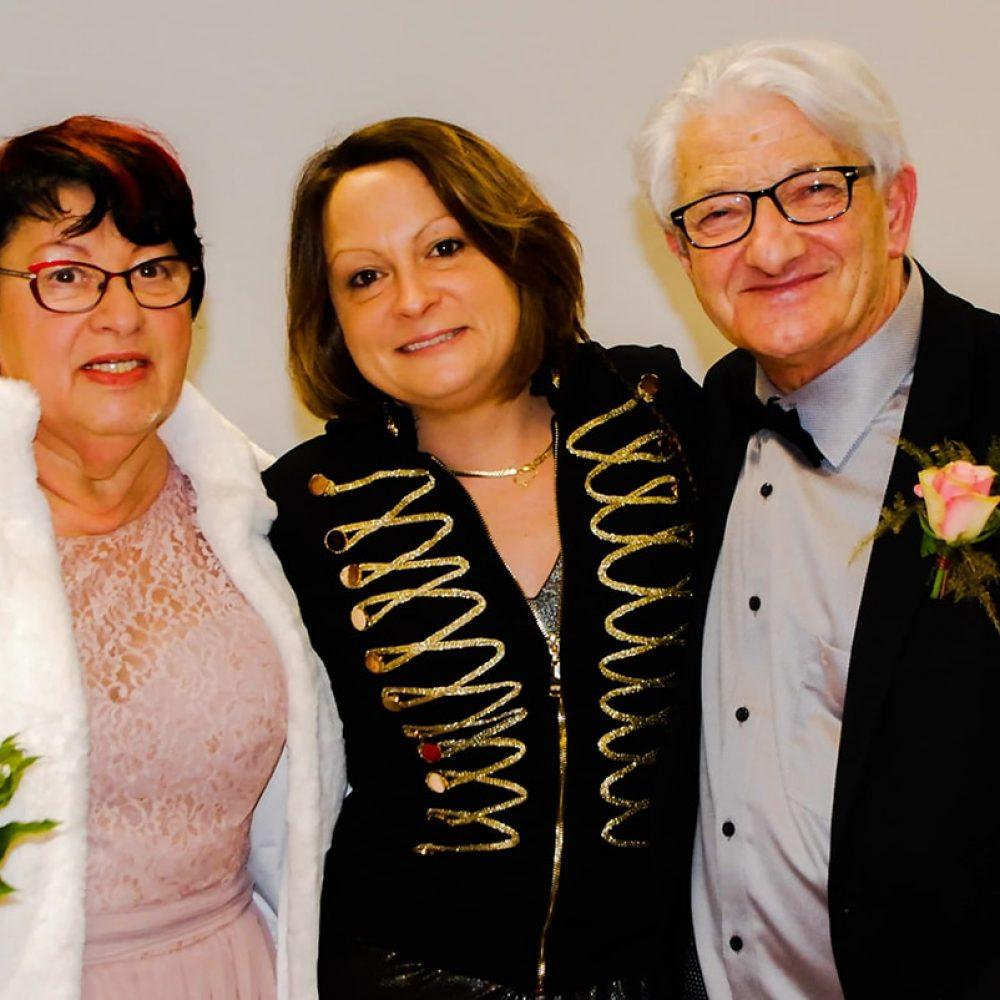 50 ans de mariage noces d'or marlène berthelot client