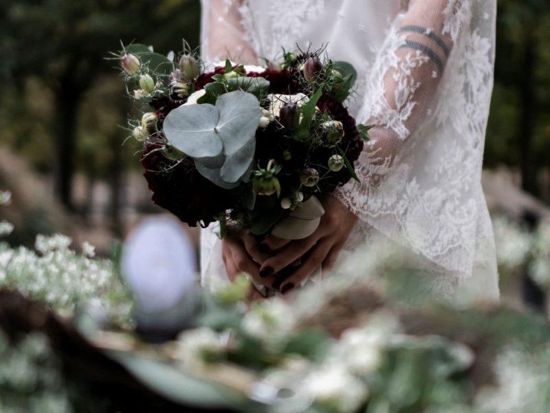 inspiration mariage bouquet de mariée