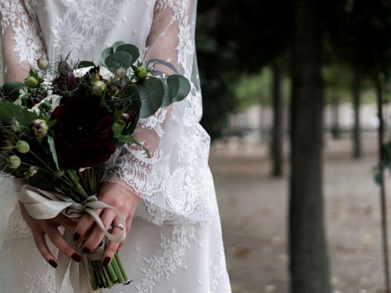 inspiration mariage bouquet mariée
