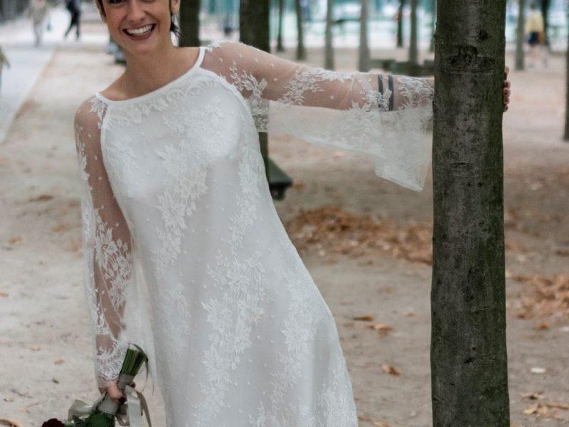 inspiration mariage mariée et bouquet